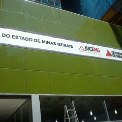 Photo taken at Junta Comercial do Estado de Minas Gerais - JUCEMG by Daniel M. on 2/18/2013
