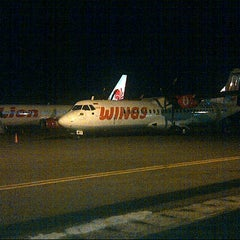 Photo taken at Bandara Jalaluddin (GTO) by Umboro on 3/2/2013