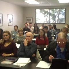 Photo taken at Orange County Association of REALTORS®-Huntington Beach by Anthony B. on 12/4/2013