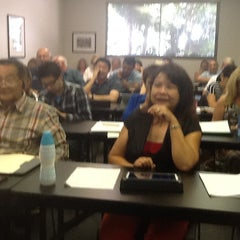 Photo taken at Orange County Association of REALTORS®-Huntington Beach by Anthony B. on 8/7/2013