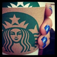 Photo taken at Starbucks by Courtney W. on 10/20/2012