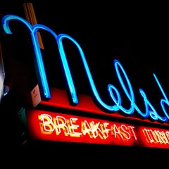 Photo taken at Mel's Drive-In by Steve R. on 12/15/2012