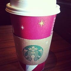 Photo taken at Starbucks by Kaila B. on 11/8/2012
