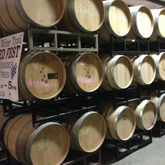 Photo taken at Cougar Vineyard & Winery by Dan H. on 3/30/2013