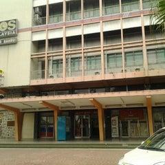 Photo taken at POS Malaysia by shahrazin a. on 11/3/2012