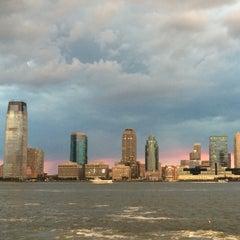 Photo taken at Battery Park City by Elena E. on 7/22/2015