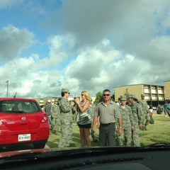Photo taken at Lackland Air Force Base by Lennon G. on 7/7/2013