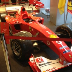 Photo taken at Ferrari Store by Dmitriy T. on 1/1/2013