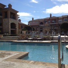 Photo taken at The Pool At The RP by Annette M. on 1/24/2013