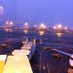 Photo taken at Concourse C by AndaJD on 1/15/2013