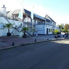 Photo taken at Havencafé Gooimeer by Menno Jan J. on 10/7/2012