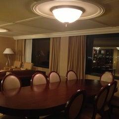 Photo taken at Sheraton Pentagon City Hotel by Reta S. on 8/9/2013