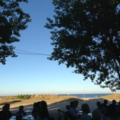 Photo taken at Le Café De La Plage by Benjamin P. on 8/11/2013