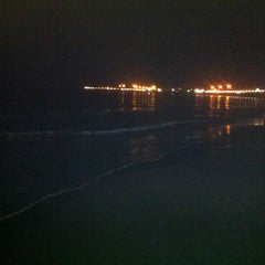 Photo taken at Platja del Miracle by Евгений on 12/28/2012