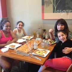 Photo taken at Pizza Fusion by Tanya K. on 5/2/2013
