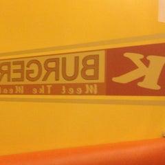 Photo taken at K Burger by Jeremy C. on 1/7/2013