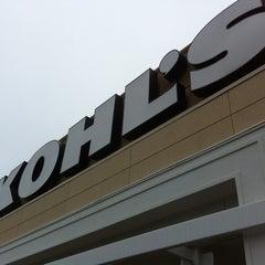 Photo taken at Kohl's by John E. on 10/2/2012