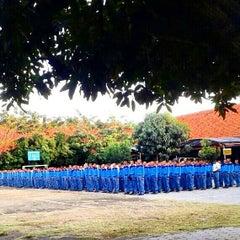 Photo taken at SMK Negeri 3 Tegal by NURYADI -. on 8/5/2015
