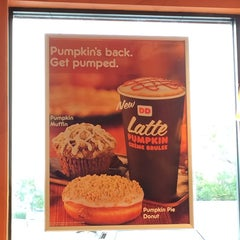 Photo taken at Dunkin' Donuts by Kortney on 8/30/2014