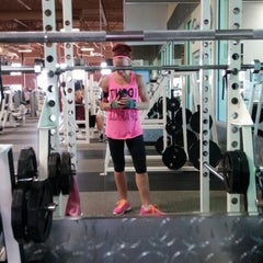 Photo taken at 24 Hour Fitness by Gina W. on 4/28/2014