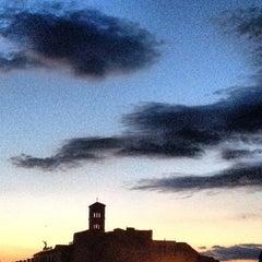 Photo taken at Foro Romano by Chris P. on 6/12/2013