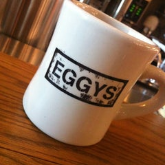 Photo taken at Eggy's by Jason M. on 5/19/2013