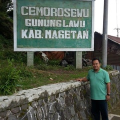 Photo taken at Cemoro Sewu by Gamma A. on 1/25/2015