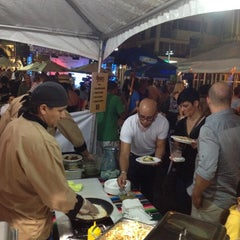 Photo taken at Condado Culinary Fest XIII by AlbiiT .. on 10/7/2012