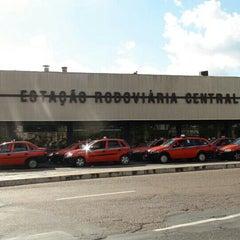 Photo taken at Estação Rodoviária de Porto Alegre by Néstor S. on 9/8/2013