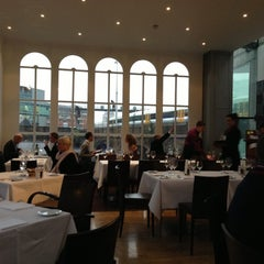 Photo taken at Roast Restaurant by David S. on 12/20/2012