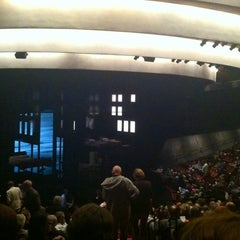 Photo taken at Alley Theatre by Regina P. on 10/10/2012