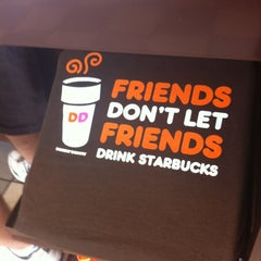 Photo taken at Dunkin' Donuts by Beth S. on 8/3/2013
