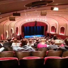 Photo taken at IU Auditorium by Grisha K. on 10/28/2012
