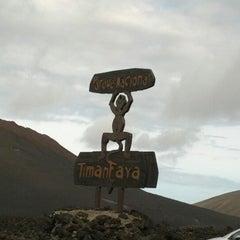 Photo taken at Parque Nacional de Timanfaya by Néstor on 10/25/2012