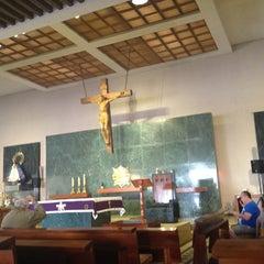 Foto tomada en Iglesia De Nuestra Señora De La Salud por Ivan R. el 2/17/2013