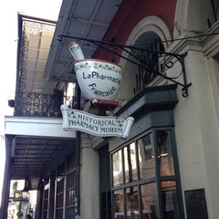 Photo taken at New Orleans Pharmacy Museum by Chris K. on 3/3/2013