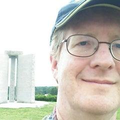 Photo taken at Georgia Guidestones by Michael M. on 7/6/2014