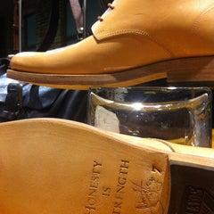 Photo taken at John Fluevog Shoes by Patrick D. on 5/16/2013