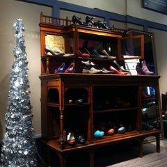 Photo taken at John Fluevog Shoes by Patrick D. on 11/30/2012