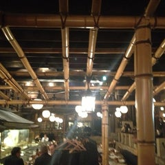 Photo taken at 権八 西麻布店 by Brian P. on 12/20/2012