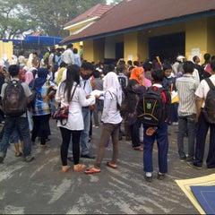 Photo taken at Dinas Pendidikan Kota Pekanbaru by Echa on 6/24/2013