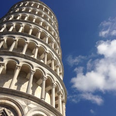Photo taken at Tower of Pisa by Yulia R. on 5/12/2013