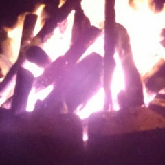 Photo taken at Sunny Hill Campground by James B. on 9/28/2014
