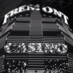 Photo taken at Fremont Hotel & Casino by Anthony K. on 9/11/2013