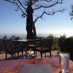 Photo taken at The Restaurant at Ventana Inn by Joe G. on 3/9/2013