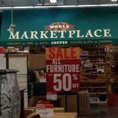 Photo taken at Cost Plus World Market by Lori S. on 1/15/2013
