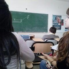 Photo taken at Facultad De Derecho - UNC by Alexis T. on 4/11/2013