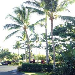 Photo taken at Hilton Grand Vacations Kohala Suites at Waikoloa Beach Resort by Yuko N. on 7/27/2015