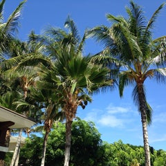 Photo taken at Hilton Grand Vacations Kohala Suites at Waikoloa Beach Resort by Yuko N. on 7/25/2015