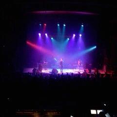 Photo taken at Ogden Theatre by BB on 11/9/2012